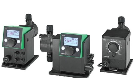 What is a dosing pump and how does it work?